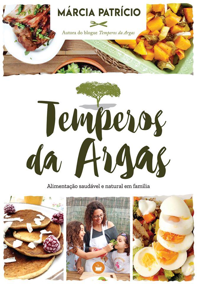 O meu livro: Temperos da Argas